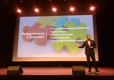 Norwegian Chiropractic Conference October 25-26 / 2019